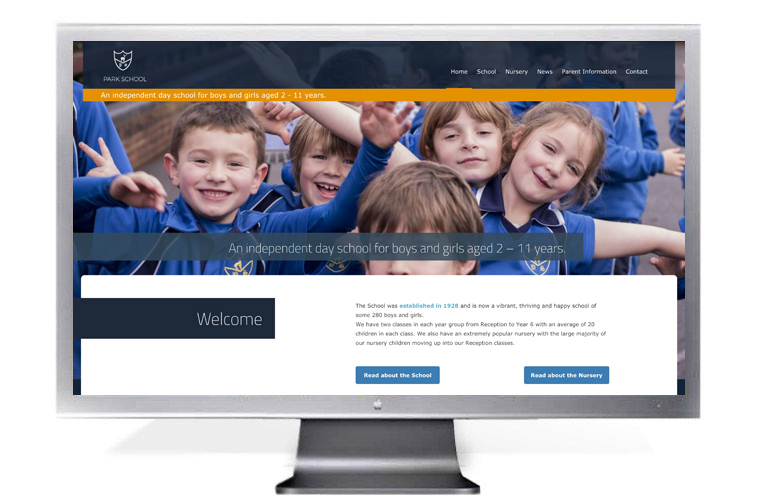 Park School Website